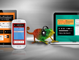 Responsive jQuery Carousel - Multimedia Plugin Collection